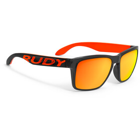 Rudy Project Spinhawk Loud Sunglasses crystal ash orange - rp optics multilaser orange